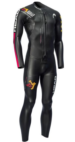 Head M's SwimRun Race ÖTILLÖ Ltd Black (BK)/Gold (GO)